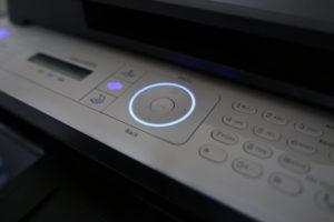 laserowa drukarka do zadań specjalnych
